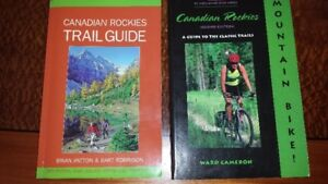 Canadian Rockies Trail Guides