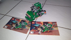 Legos $20 for all 3 sets