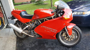 1995 Ducati SuperSport 900 Mint