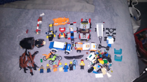 Lego/ all different types of sets