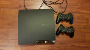 Playstation 3 w/games