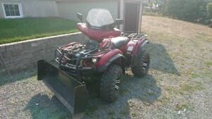 2006 yamaha  Grizzly 660