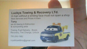 Luckys Towing & Recovery Ltd.