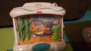 Fisher price ocean wonder aquarium.