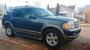 2003 Ford Explorer 4.6L Third Row