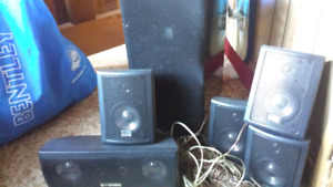 Free speakers