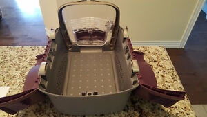Small Pet Carrier - Opens from top for easy access