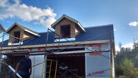 Roofing and carpentry