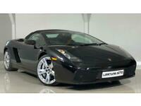 2007 Lamborghini Gallardo 5.0 V10 Spyder 4WD 2dr Convertible Petrol Manual