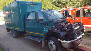 PARTING OUT - 2005 GMC C5500