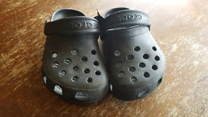 Little CROCS toddler 4/5