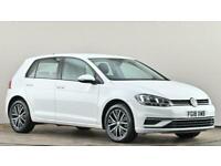 2018 Volkswagen Golf 1.0 TSI 110 SE [Nav] 5dr Hatchback petrol Manual