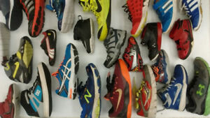 (27) Boys' Running Shoes from $9