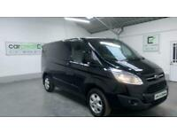 FORD TRANSIT CUSTOM VAN 2.2 270 LIMITED LR P/V *BUY TODAY FROM £228 P/MONTH*