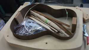 New outside mold for Martin 000 bodies,  luthier supplies