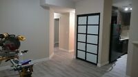 Brand new fully furnished 2BR/1WR basement to rent in Calgary NE