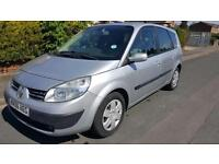 2006 Renault Grand Scenic 1.6 VVT 111 Euro 4 Expression