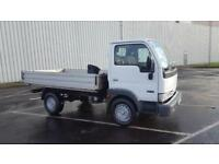 2005 55 PLATE NISSAN CABSTAR 34.10 SWB DROPSIDE PICK UP 3.0 TD