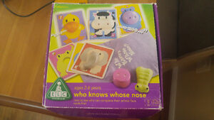 Who Knows Board Game for Toddlers