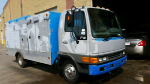 2000 Hino FB Furnace Cleaner *Price Lowered*