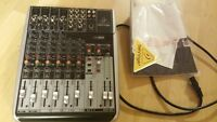 Behringer -Xenyx 12 Input 2/2 Bus Mixer with USB