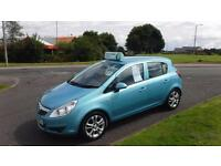 VauxhalL Corsa 1.4i,2010,Exclusiv,Alloys,Electric Windows,Full Service History