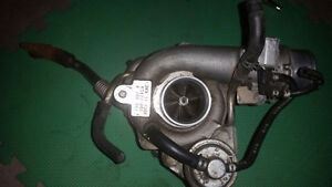 Turbocharger k0422-881