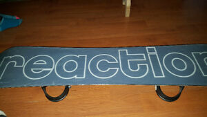REACTION SNOWBOARD NEEDS TO GO