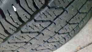 235/70/16 Cooper Discovery tires