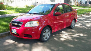 2009 Chevrolet Aveo Sedan **SAFETIED**
