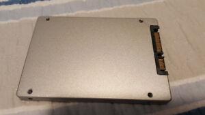 Laptop SSD. HDD. 128GB. 6Gb/s.  Micron 2.5 M550.