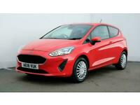 2018 Ford Fiesta 1.1 Style 3dr Hatchback petrol Manual