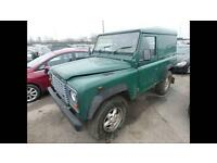 2003 Land Rover Defender 90 Td5 only 64,000 Miles!