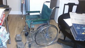 Fauteuil roulant everest & Jenning's 1960's