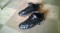 Size 12 Football Cleats.