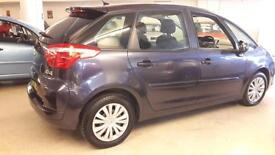 Citroen C4 Picasso 1.6HDi ( 110hp ) EGS SX 1 OWNER