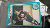Wayne Gretzky O-Pee-Chee Rookie Card - Near Mint