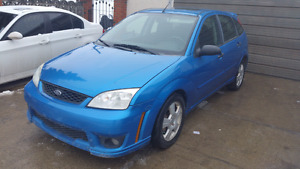 2007 Ford Focus Hatchback Manual Transmission Low Kms  $3750 obo