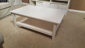 Hemnes Coffee Table - White