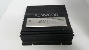 KENWOOD - stereo bridgeable amplifier 300 watt