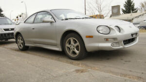 1996 Toyota Celica GT-S Coupe (2 door) Immaculate Shape!