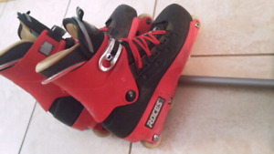 Red Roces . size 13