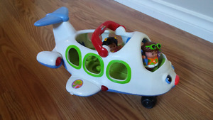 Fisher Price - Little People Airplane