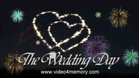 Affordable Wedding Videography/Post Production/DVD Making