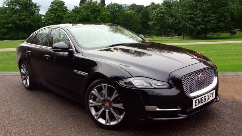 2017 jaguar xj v6 portfolio automatic diesel saloon in welwyn garden city hertfordshire. Black Bedroom Furniture Sets. Home Design Ideas