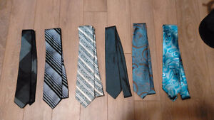 Men's Ties for sale - Different Brands, 5$ each
