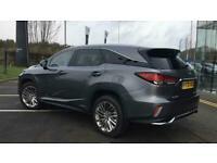 2020 Lexus RX ESTATE 450h L 3.5 Takumi 5dr CVT Auto SUV Petrol/Electric Hybrid A