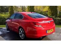2012 Vauxhall Insignia 2.0 CDTi SRi Vx-line Red Nav ( Manual Diesel Hatchback