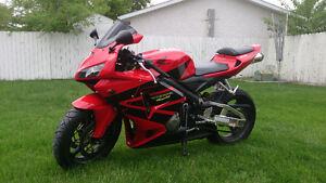 2006 Honda CBR 600