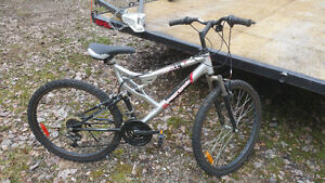 """SOLD 26"""" SuperCycle Mountain Bike"""